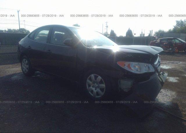 Inventory #459176656 2009 Hyundai ELANTRA