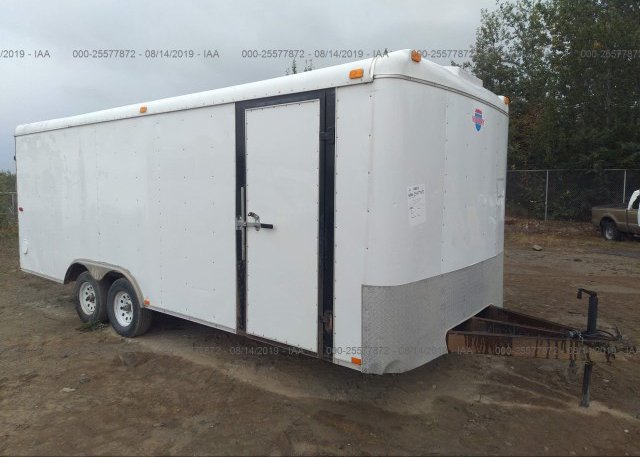 Inventory #363909190 2012 INTERSTATE WEST CORP UTILITY