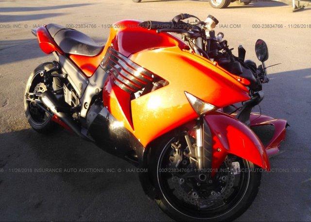 Inventory #906653719 2008 Kawasaki ZX1400