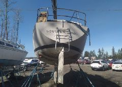 1977 S2YACHTS 30FT - SSU31118M77K front view