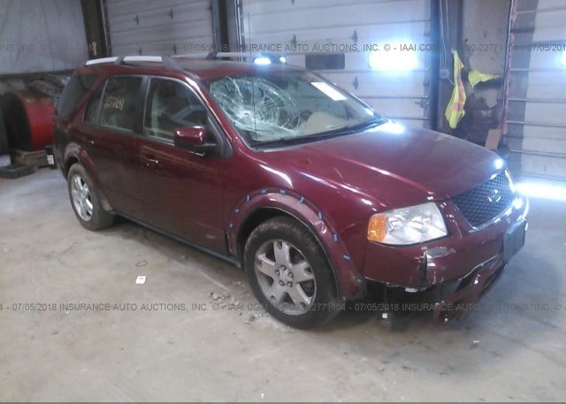 Inventory #550011235 2006 FORD FREESTYLE