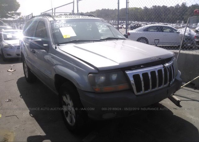 Inventory #387237894 2001 JEEP GRAND CHEROKEE