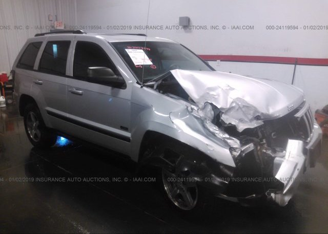 Inventory #250280515 2007 JEEP GRAND CHEROKEE