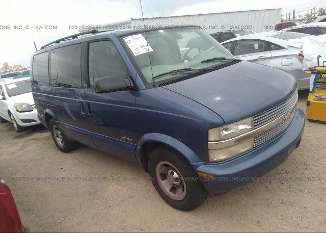 Inventory #485567887 1997 Chevrolet ASTRO