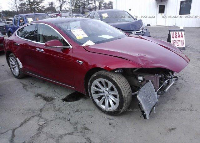 Inventory #793611952 2017 Tesla MODEL S