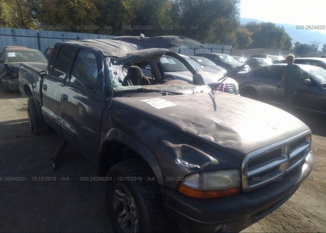 Inventory #571349726 2001 Dodge DAKOTA