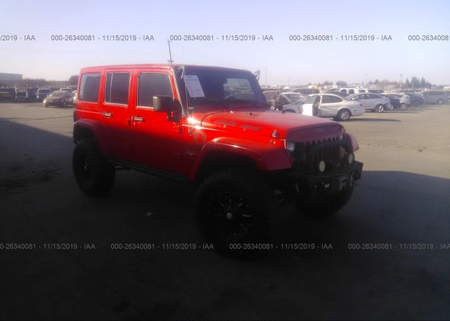 Inventory #518961964 2013 JEEP WRANGLER UNLIMITE