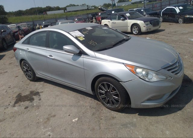 Inventory #720225974 2013 Hyundai SONATA
