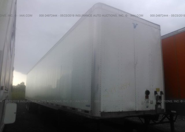 Inventory #637127379 2015 VANGUARD NATIONAL TRAILER VAN