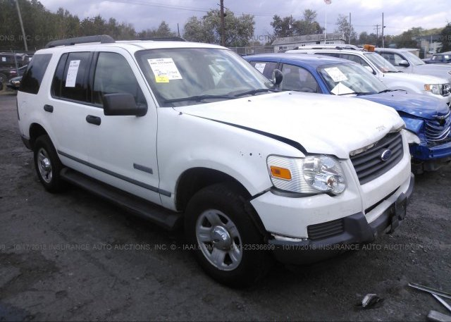 Inventory #784418177 2006 FORD EXPLORER