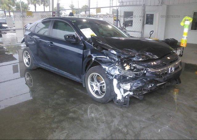 Inventory #503338601 2016 Honda CIVIC