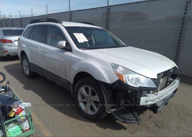 Inventory #294753842 2013 Subaru OUTBACK