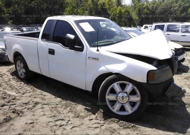 Inventory #945167406 2008 FORD F150