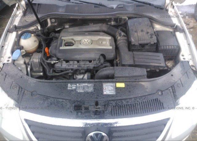 2009 Volkswagen PASSAT - WVWJK73C99P010754
