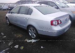 2009 Volkswagen PASSAT - WVWJK73C99P010754 [Angle] View