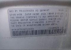 2009 Volkswagen PASSAT - WVWJK73C99P010754 engine view