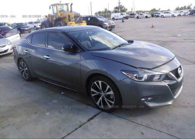 Inventory #618820053 2018 Nissan MAXIMA