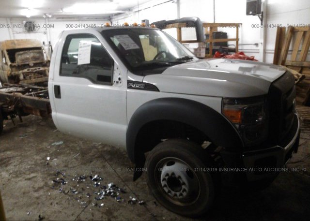 Inventory #400452615 2011 FORD F450