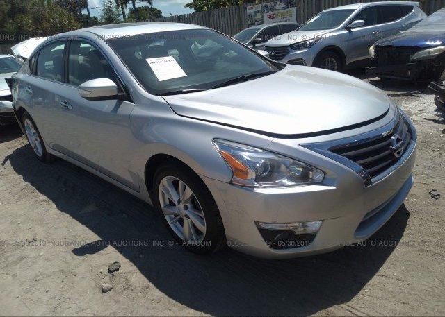 Inventory #663449607 2014 Nissan ALTIMA