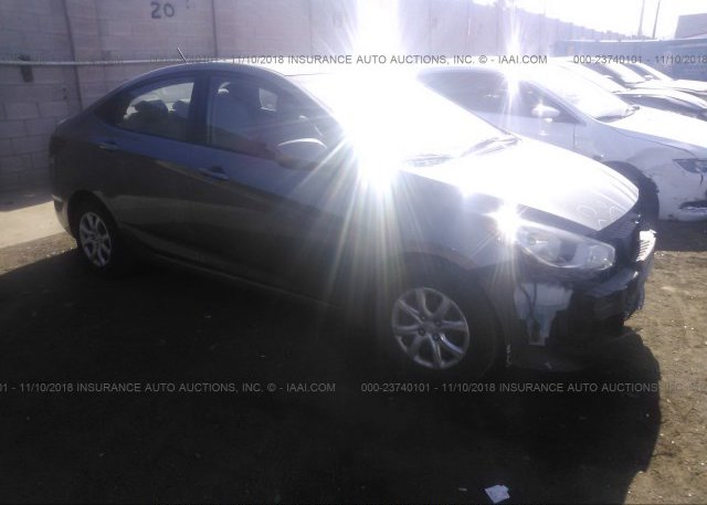 Inventory #995035316 2014 HYUNDAI ACCENT