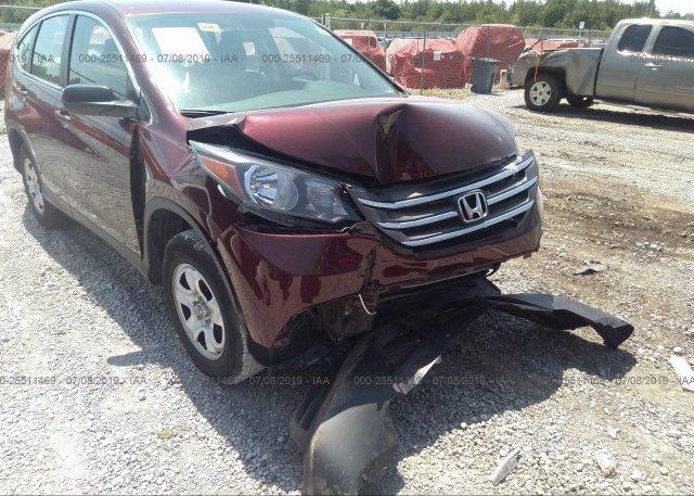 Inventory #134890332 2014 Honda CR-V
