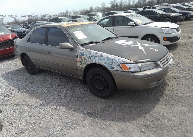 Inventory #355492417 1997 Toyota CAMRY