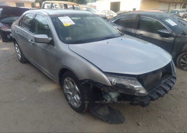 Inventory #198180878 2010 FORD FUSION