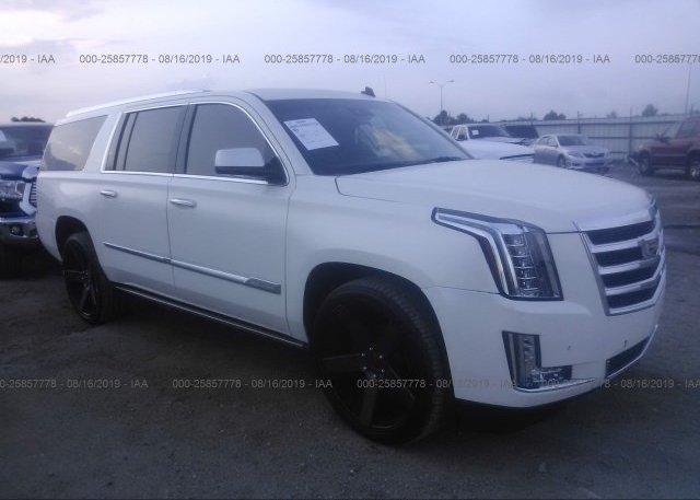 Inventory #531329946 2015 Cadillac ESCALADE