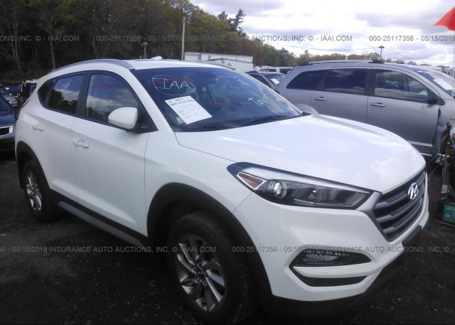 Inventory #121329837 2017 Hyundai TUCSON