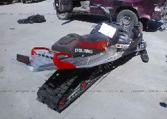 2002 POLARIS INDY 800 XCR - 4XANL8CS12B242433 rear view