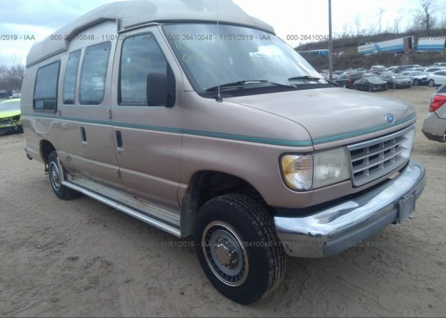 Inventory #182171932 1993 FORD ECONOLINE