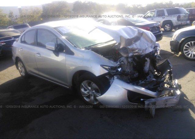 Inventory #558300571 2014 Honda CIVIC