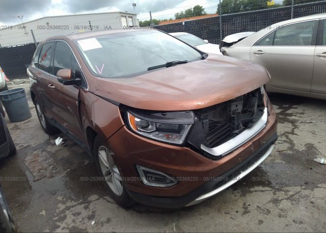 Inventory #293235302 2017 FORD EDGE