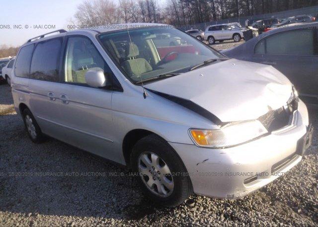 Inventory #352944476 2003 Honda ODYSSEY