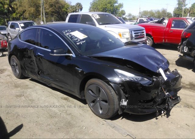 Inventory #259665361 2018 Tesla MODEL 3