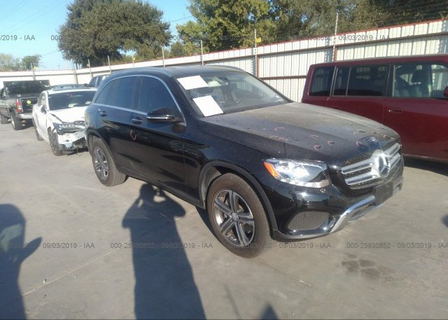 Inventory #585065232 2016 Mercedes-benz GLC