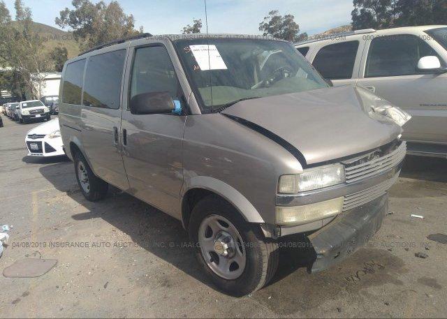 Inventory #887695123 2003 Chevrolet ASTRO