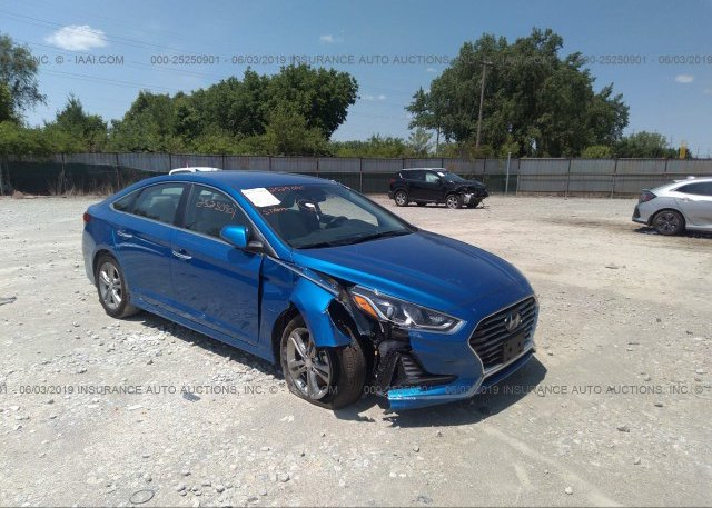 Inventory #463731304 2018 Hyundai SONATA