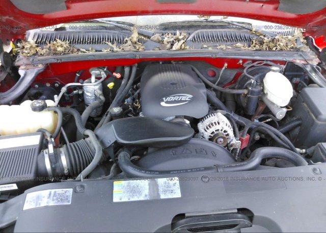2003 Chevrolet SILVERADO - 2GCEC19V731102700
