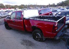 2003 Chevrolet SILVERADO - 2GCEC19V731102700 [Angle] View