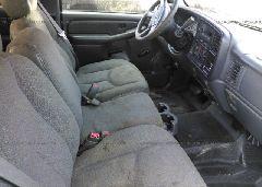2003 Chevrolet SILVERADO - 2GCEC19V731102700 close up View