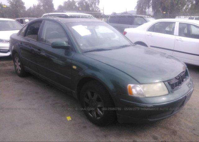 Inventory #862126986 1999 Volkswagen PASSAT