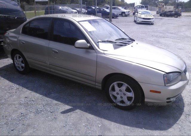 Inventory #146169801 2005 Hyundai ELANTRA