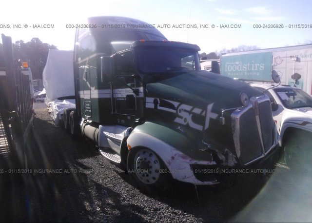 Inventory #529947572 2011 KENWORTH CONSTRUCTION