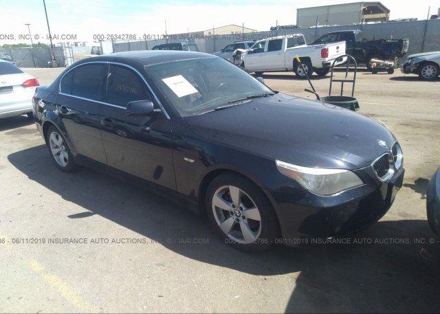 Inventory #104137503 2007 BMW 530