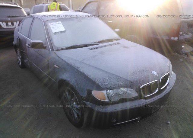 Inventory #870105511 2002 BMW 330