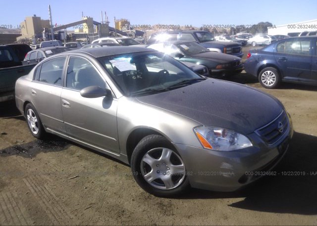 Inventory #708495116 2004 Nissan ALTIMA