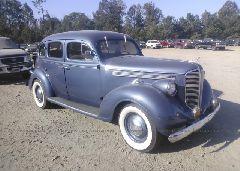 1938 DODGE D-SERIES