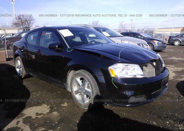 Inventory #734705762 2012 Dodge AVENGER