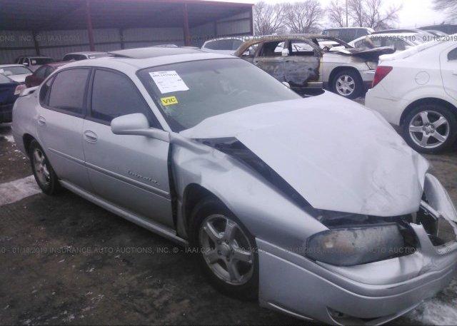 Inventory #551667272 2004 Chevrolet IMPALA